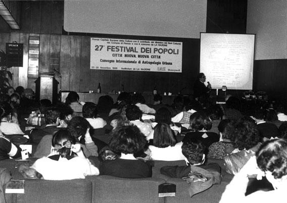27° Festival dei Popoli - Convegno internazionale di Antropologia Urbana