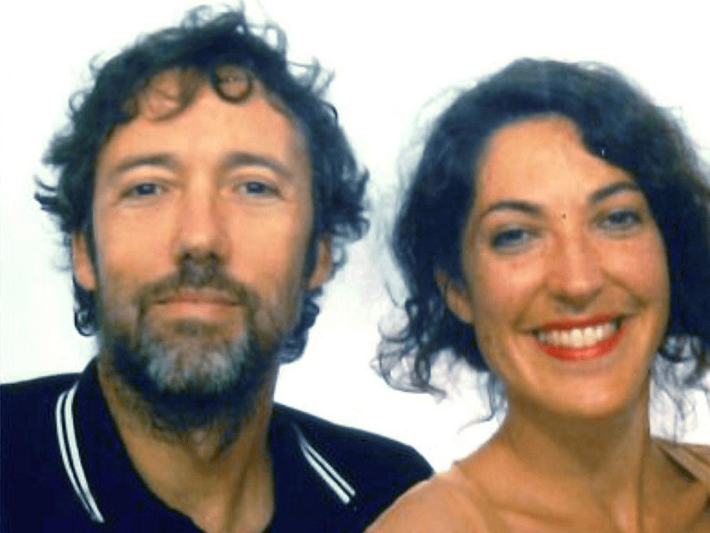 Koldo Almandoz e Maria Elorza